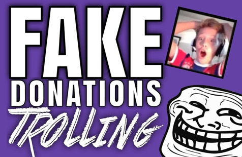 How to Donate Fake Money on Twitch